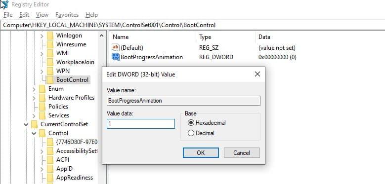 Creating-BootProgressAnimation-registry-key