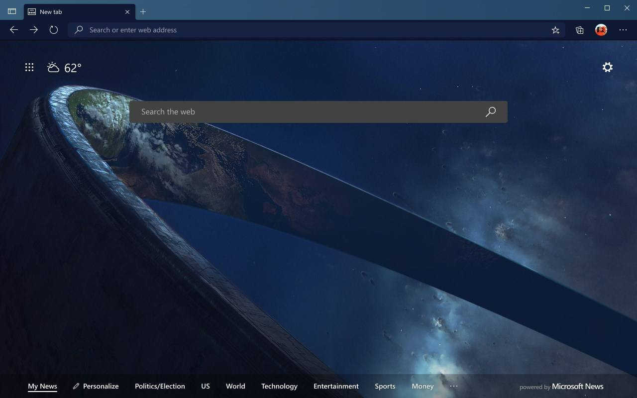 Edge主题【Halo】下载
